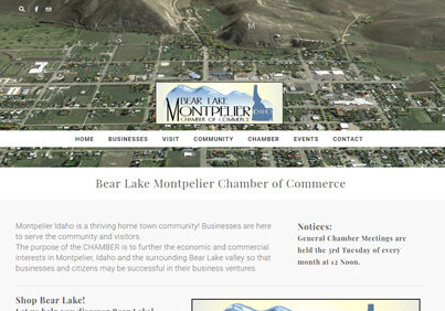 Bear Lake Montpelier Chamber of Commerce