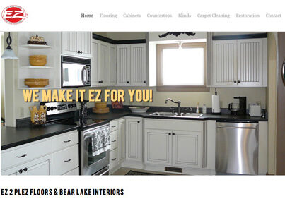 EZ 2 PLEZ FLOORS & BEAR LAKE INTERIORS in Montpelier Idaho