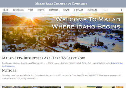 Malad Area Chamber of Commerce
